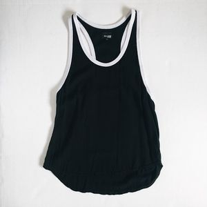 Wilfred Free Black and White tank top